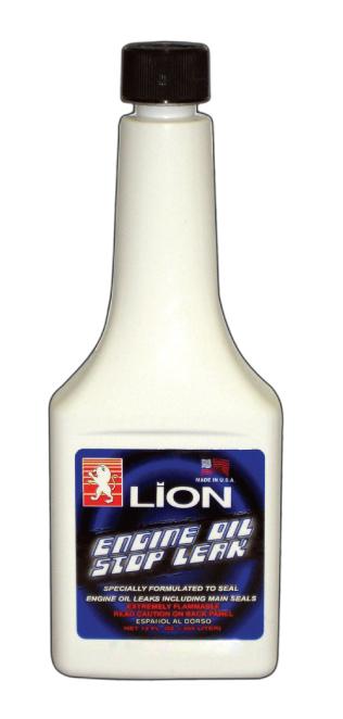 ESL-108 – LION Engine Oil Stop Leak / LION Tratamiento Para