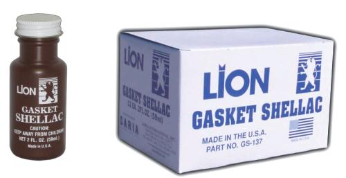 Gs 137 Lion Gasket Shellac Lion Shellac Para Juntas